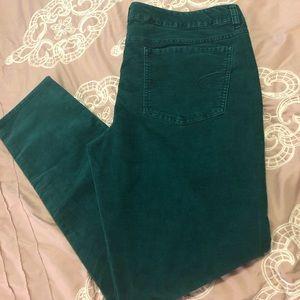 Corduroy brand new pants